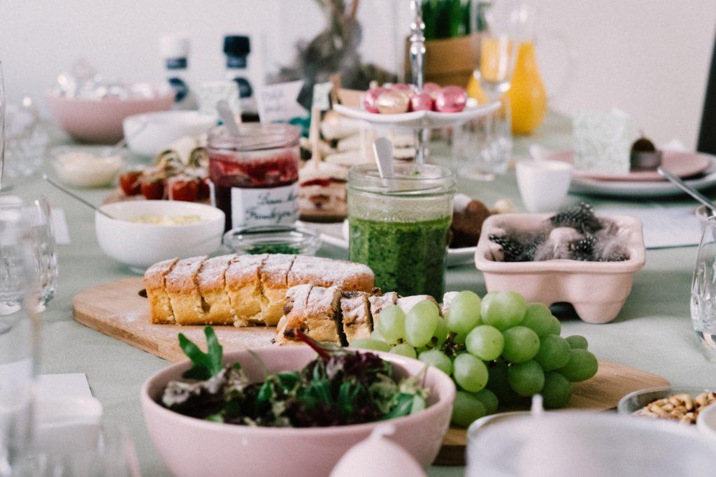 Mangler du morsdagseventideer? Maten fungerer alltid godt!