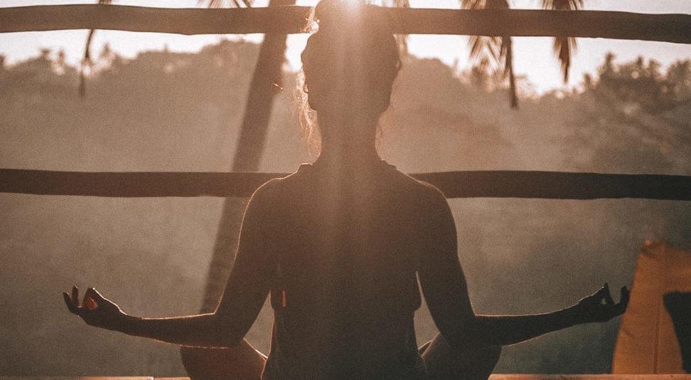 Du er alltid velkommen til å meditere på velvære events