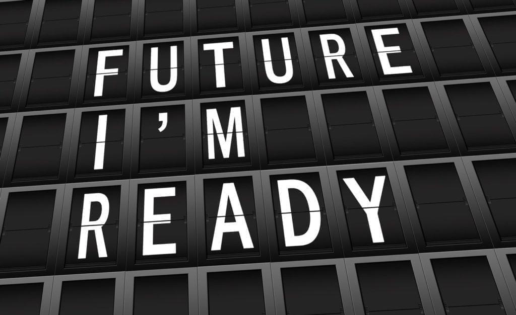 Forretningsplan for events: Vis at du har en visjon for fremtiden.