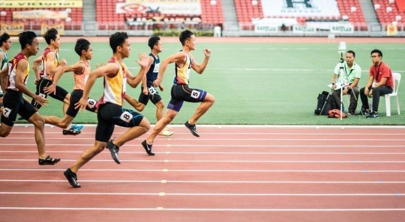Hvordan være vert for et sportsevent