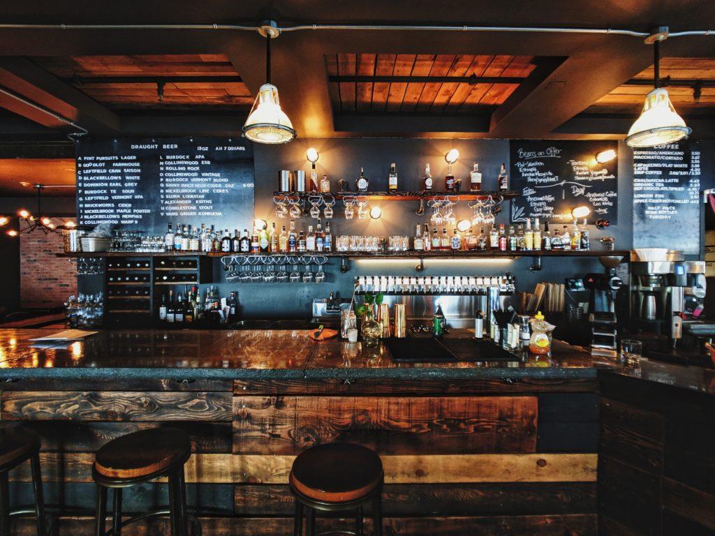 Ideer til en storåpning: Ideer til storåpning av bar.