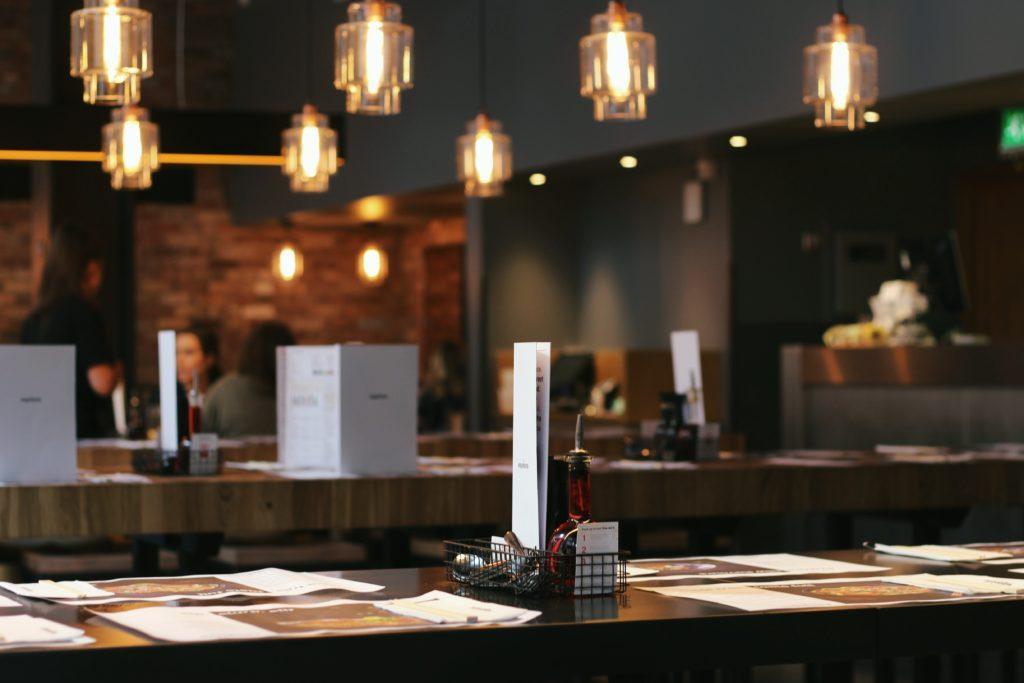 Ideer til storåpning: Ideer til storåpning av restaurant.