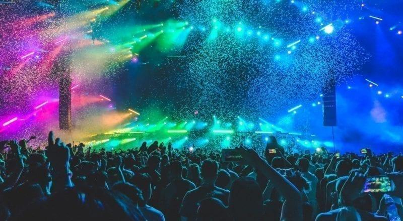 Hvor mye koster det å holde en musikkfestival